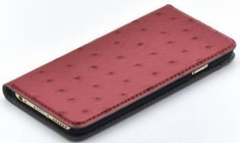 Husa Book Tellur iPhone 6 6S Plus Piele Rosu