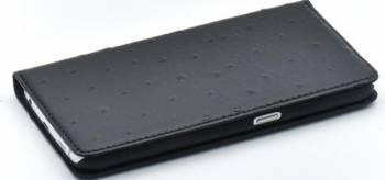 Husa Book Tellur Samsung Galaxy S6 Piele Negru