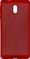 Husa Cover Tellur Heat Dissipation Nokia 3 Red
