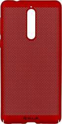 Husa Cover Tellur Heat Dissipation Nokia 5 Red