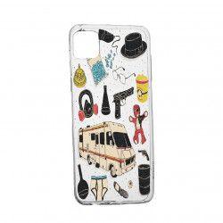 Husa de protectie Breaking Bad Movie pentru Apple iPhone 11 Pro rezistenta la uzura anti-alunecare din silicon Premium 361 Huse Telefoane