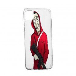 Husa de protectie La Casa De Papel Movie pentru Apple iPhone 11 Pro rezistenta la uzura anti-alunecare din silicon Premium 395 Huse Telefoane