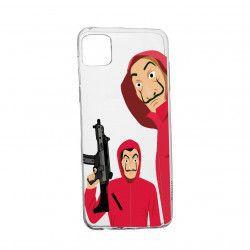 Husa de protectie La Casa De Papel Movie pentru Apple iPhone 11 Pro rezistenta la uzura anti-alunecare din silicon Premium 392 Huse Telefoane