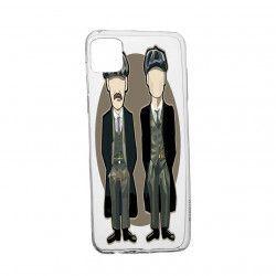 Husa de protectie Peaky Blinders Movie pentru Apple iPhone 11 Pro rezistenta la uzura anti-alunecare din silicon Premium 383 Huse Telefoane