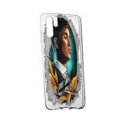 Husa de protectie Peaky Blinders Movie pentru Huawei P30 Pro rezistenta la uzura anti-alunecare din silicon Premium 384