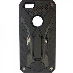 Husa de protectie Phantom Armor pentru Apple iPhone 6/6s rezistenta la uzura anti-alunecare Negru