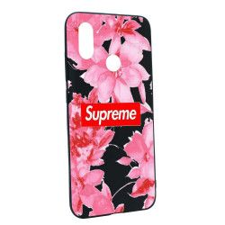 Husa de protectie Supreme Flowers pentru Xiaomi Mi A2 Lite / Redmi 6 Pro Silicon B260