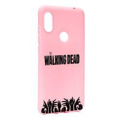 Husa de protectie The Walking Dead pentru Xiaomi Redmi Note 5 Pro Silicon P301