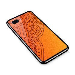 Husa din sticla securizata pentru Apple iPhone 8 Plus Indian Design