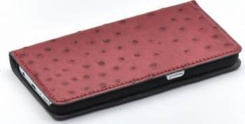 Husa Flip Cover Tellur Samsung Galaxy S7 Rosu