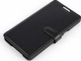 Husa flip Tellur pentru Samsung Galaxy Grand Prime G530 Neagra