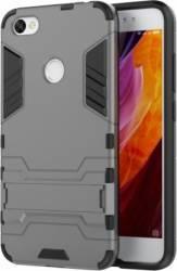 Husa hibrid OEM Xiaomi Redmi Note 5A si 5A Prime Gri Huse Telefoane