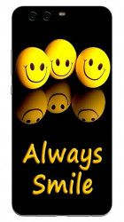 Husa Huawei P10 plus Always Smile