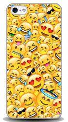 Husa Iphone 8 Emoji multicolor