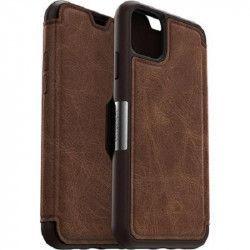 Husa Otterbox Strada iPhone 11 Pro Max Espresso Brown Huse Telefoane