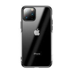 Husa Premium Baseus Shining iPhone 11 Pro Max Negru Transparent Huse Telefoane