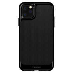 Husa Premium Originala Spigen Neo Hybrid iPhone 11 Pro Midnight Black Huse Telefoane