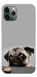 Husa Premium Upzz Print iPhone 11 Pro Max Model Dog Huse Telefoane