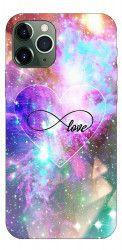 Husa Premium Upzz Print iPhone 11 Pro Max Model Neon Love Huse Telefoane