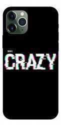 Husa Premium Upzz Print iPhone 11 Pro Model Crazy Huse Telefoane