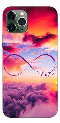 Husa Premium Upzz Print iPhone 11 Pro Model Infinity Huse Telefoane