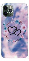 Husa Premium Upzz Print iPhone 11 Pro Model Love Huse Telefoane