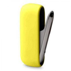 Husa protectie pentru IQOS 3 carcasa silicon yellow FMD188 Cadouri