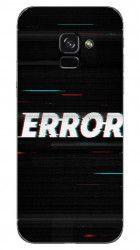 Husa Samsung A5 2018 Error
