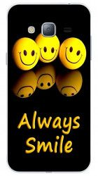 Husa Samsung J3 2015 Always Smile