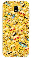 Husa Samsung J7 prime Emoji