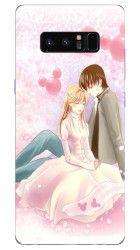 Husa Samsung note 8 Anime Couple