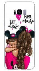 Husa Samsung S8 plus Baby Mouse Mama Mouse