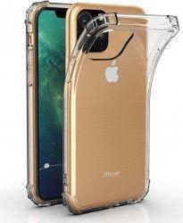 Husa Silicon Just Must Shock TPU I Apple iPhone 11 Pro Max Clear Huse Telefoane