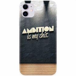 Husa silicon pentru Apple iPhone 11 Ambition Huse Telefoane
