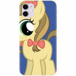 Husa silicon pentru Apple iPhone 11 Ponny Huse Telefoane