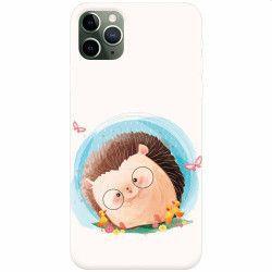 Husa silicon pentru Apple iPhone 11 Pro Arici Huse Telefoane
