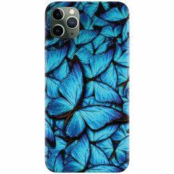 pret preturi Husa silicon pentru Apple iPhone 11 Pro Blue Butterfly 101