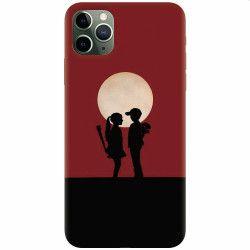 Husa silicon pentru Apple iPhone 11 Pro Boy Girl Love Story Huse Telefoane