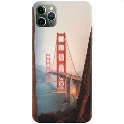 Husa silicon pentru Apple iPhone 11 Pro Bridge