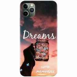 Husa silicon pentru Apple iPhone 11 Pro Max Dreams Huse Telefoane