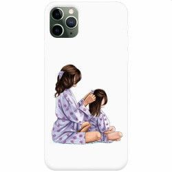 Husa silicon pentru Apple iPhone 11 Pro Max Girls Time Huse Telefoane