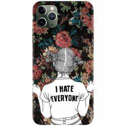 pret preturi Husa silicon pentru Apple iPhone 11 Pro I Hate Everyone