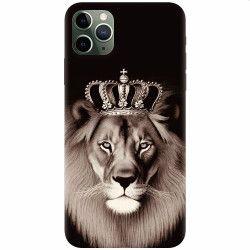 Husa silicon pentru Apple iPhone 11 Pro Lion King Huse Telefoane