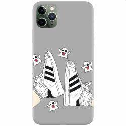 pret preturi Husa silicon pentru Apple iPhone 11 Pro Little Phantoms