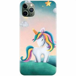Husa silicon pentru Apple iPhone 11 Pro Magic Unicorn Huse Telefoane