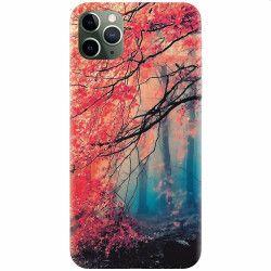 Husa silicon pentru Apple iPhone 11 Pro Morning Fog Inest Nature Huse Telefoane