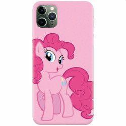 Husa silicon pentru Apple iPhone 11 Pro Max Pinkie Pie Huse Telefoane