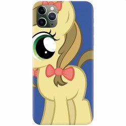 Husa silicon pentru Apple iPhone 11 Pro Ponny Huse Telefoane