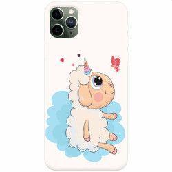 pret preturi Husa silicon pentru Apple iPhone 11 Pro Max Sheep Star
