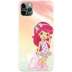 Husa silicon pentru Apple iPhone 11 Pro Sweet Girl